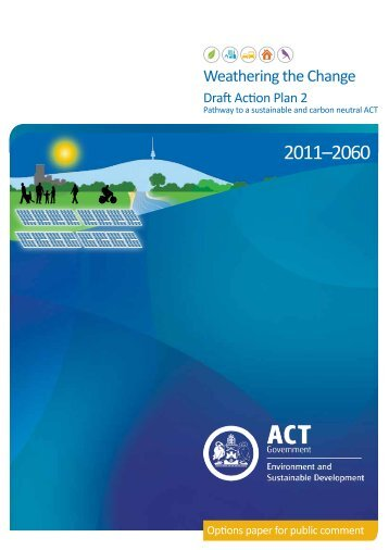 Weathering the Change Draft Action Plan 2 - Timetotalk.act.gov.au ...