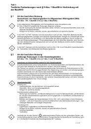 Textliche Festsetzungen zum Bebauungsplan - Hohenbuschei ...