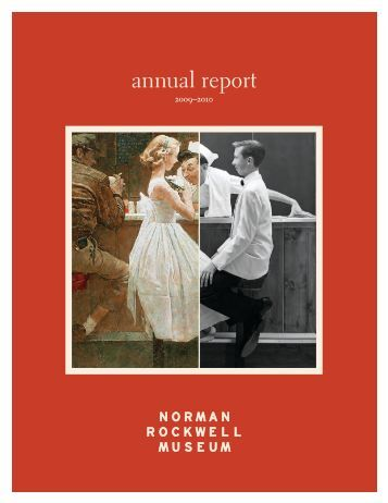 download the 2009-2010 annual report - Norman Rockwell Museum