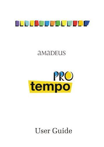 documents amadeus customer profiles manual