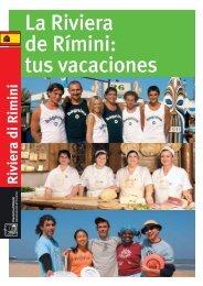 La Riviera de Rímini: tus vacaciones