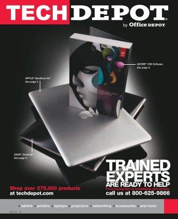TRAINED - Tech Depot