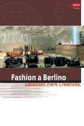Fashion a Berlino - Berlin Business Location Center