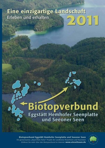 Eine einzigartige Landschaft - im Biotopverbund