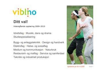 Ditt val! - Lex Norsk Samfunnsinformasjon