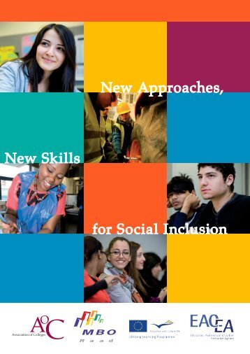 New Approaches, New Skills for Social Inclusion - EUproVET