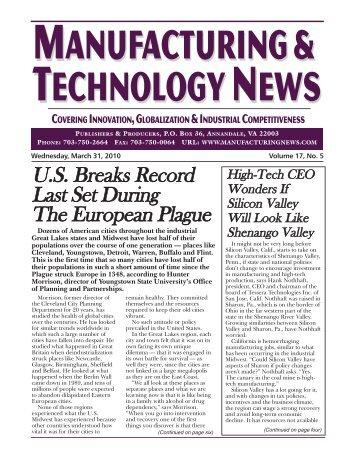 U.S. Breaks Record Last Set During The European Plague