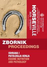 Eksterijerne karakteristike i zdravstveno stanje domaćeg magarca u ...