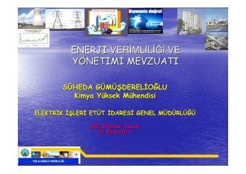 enerji yönetimi - BSI