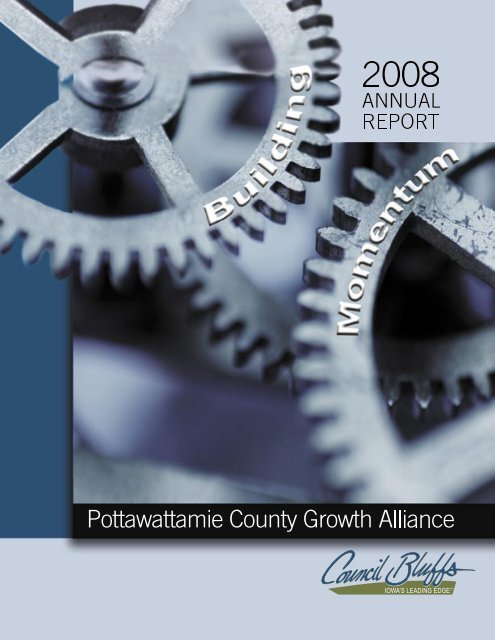 2008 Alliance Annual Report
