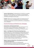 Ausbildung zur Moderatorin / zum Moderator für ... - FreiTräume - Seite 5