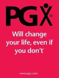 pgx.com - Weblocal.ca