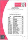 LEED-BREEAM Konformitätszertifikat - Granitifiandre Spa - Page 5