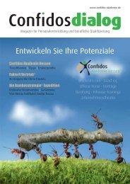 Webversion confidosdialog - Confidos Akademie Hessen