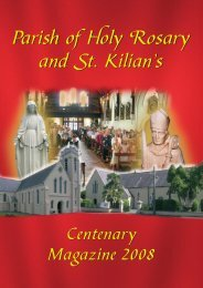 1542009 covers for 2008 Centenary mag. - Greystones Parish