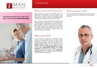 What is Erectile Dysfunction? What causes ED? Get ... - Man Matters