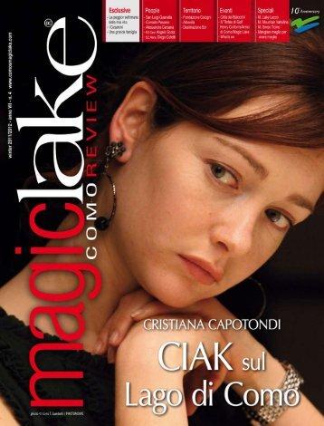 Scarica le pagine del ventiquatresimo numero - Comosmagiclake.com