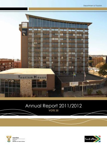 Annual Report 2011/2012 - Department of Tourism