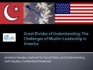 to view the presentation - Cumberland University