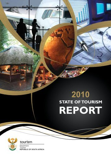 2010 State of Tourism Report - Department of Tourism