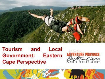 Tourism Development Eastern Cape Perspective