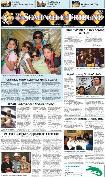 WSBC Interviews Michael Moorer - Seminole Tribe of Florida