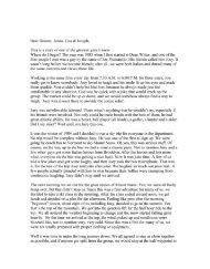 Dear Doreen, Jenna, Lisa & Joseph, This is - Voices of September ...