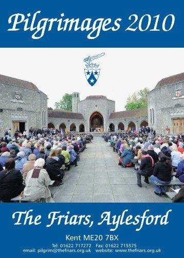 AYLESFORD Pilgrimage Leaflet10