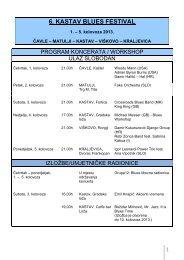 6. KASTAV BLUES FESTIVAL - PROGRAM.pdf