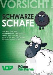 VDP Warnschreiben - Verlag Deutsche Polizeiliteratur