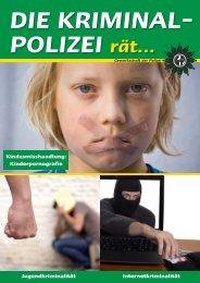 Kinderpornografie - Verlag Deutsche Polizeiliteratur