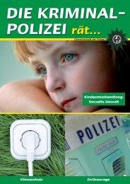 Sexuelle Gewalt Klimaschutz Zivilcourage - Verlag Deutsche ...
