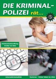 Kindesmisshandlung - Verlag Deutsche Polizeiliteratur
