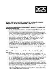 Download (42 kb) - Kilian Kerner AG