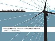 Photovoltaik für Mitteldeutschland - Dr. Reip und Köhler ...