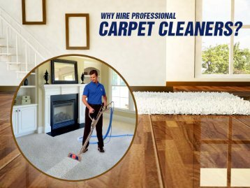 Benefits of professional carpet cleaning in Boone, NC