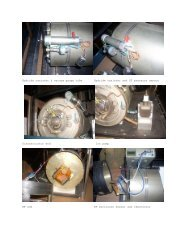Hydride canister & vacuum gauge tube Hydride canister and SS ...