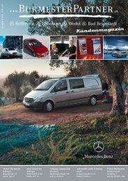 Kundenjournal II 2010 - Home - Walter Burmester GmbH