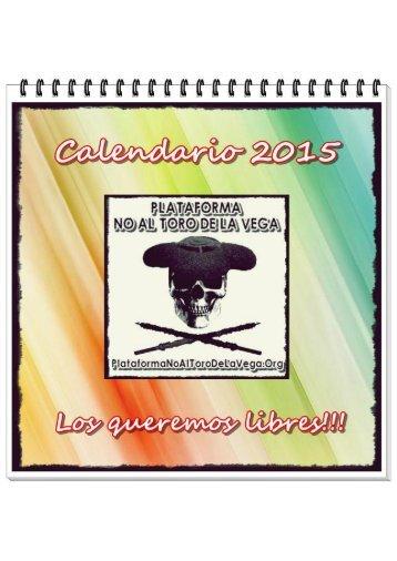 Calendario 2015 Plataforma No Al toro De La Vega.pdf