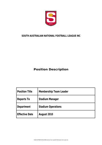 Shift Leader Job Description Kfc Job Description Human Resource