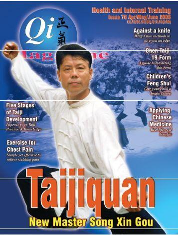 Issue 75 - Tse Qigong Centre