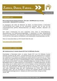 Zahlen, Daten, Fakten - Unternehmerverbände Rhein-Wupper
