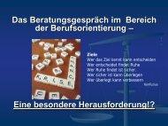Beratungsgespräch Zukunftskonferenz - Unternehmerverbände ...