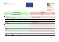 Współpraca w zakresie resocjalizacji i ... - Polen 2007-2013