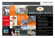 01 November 2005 Newsletter - Century City