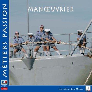 Manœuvrier - Marine et Marins