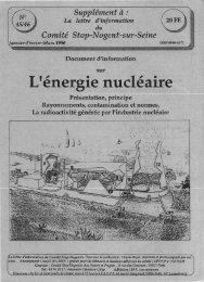 Document d'information sur: L'énergie nucléaire - dissident-media