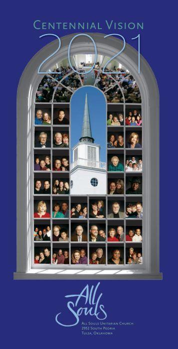 Centennial Vision - Souls Unitarian Church