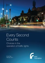 Every Second Counts - Yass - 280211 - RAC Foundation