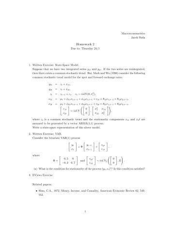 Homework 2 - Jacek Suda